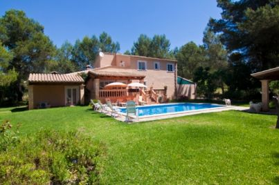 Detached en Algaida - 6609