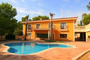 Detached en Paguera - 3502