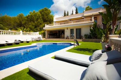 Detached en Costa de la Calma - 2242