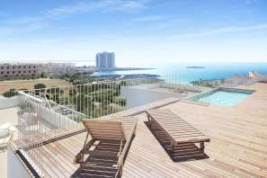 Ground floor,Semidetached,Duplex en Colonia Sant Jordi - 16013-A