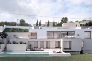 Detached en Puerto Andratx - 41238