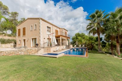 Country house en Porto Colom - 6341