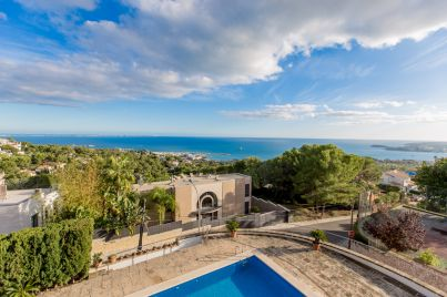 Detached en Costa d'en Blanes - 2387
