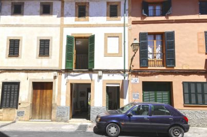 Town house,Semidetached en Pollensa - 7747