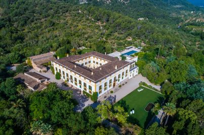 Detached,Old town palace en Esporles - 2735