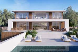 Detached en Costa d'en Blanes - 2392