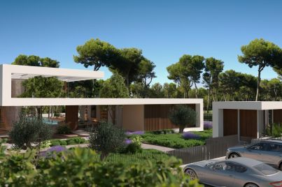 Detached en Santa Ponsa - 50673