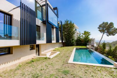 Detached en Costa d'en Blanes - 2377