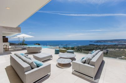 Detached en Costa d'en Blanes - 2386
