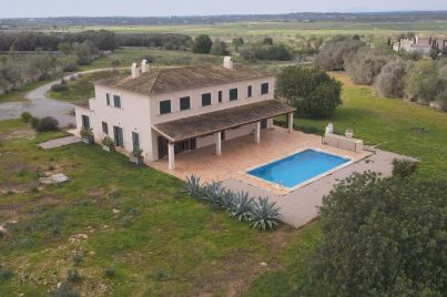 Country house en Santanyi - 5127